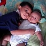 enfants de Lisma... Gaza et Althaf