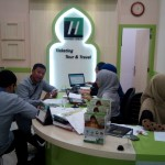 Wahyu organise des voyages à la Mecque