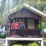 bungalow de Lise et Mat