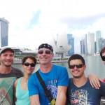 Club des 5 à Singap