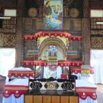 ...et son autel