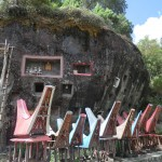 tombes Toraja dans le Nord