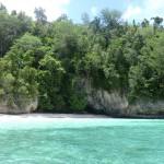 encore une plage paradisiaque...