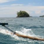 un petit tour de snorkeling histoire de se péter le tympan