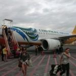 Vol Jakarta --> Manille