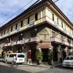 bâtiment typique à Intramuros (époque coloniale)