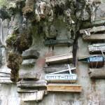 cercueils suspendus à Sagada
