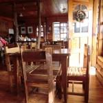notre resto préféré à Sagada...Le Yughurt House