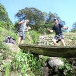 petit pont d'avignon à Batad