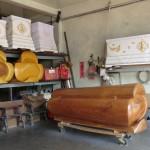 fabrique de cercueils