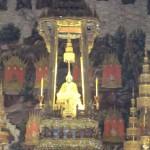 Le bouddha d'émeraude...en jade