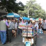 marché ambulant