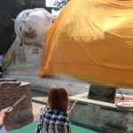Bouddha de 7m