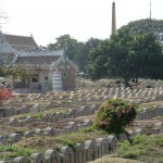 cimetière thaï