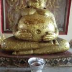 Bouddha après le MacDo