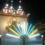 illuminations nocturnes