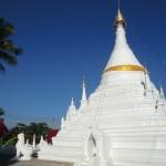 Temple en haut du village