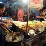 Pad thaï... bon appétit!