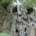 petit tour dans les grottes