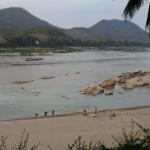 plage artificielle pour touristes