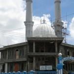 mosquée en rénovation