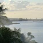 vue depuis le Pelita hotel