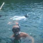 Thierry part à la pêche