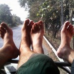 en route pour Sukhothai