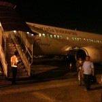 vol Manado --> Jakarta