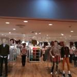 inauguration d'une boutique
