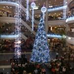 Noël au grand mall