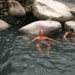 ah les hot spring!!