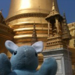 Pinpin au Wat Phra Kaeo