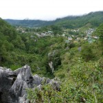 vue sur Sagada