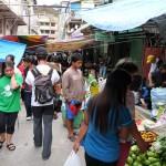 marché à Bontoc