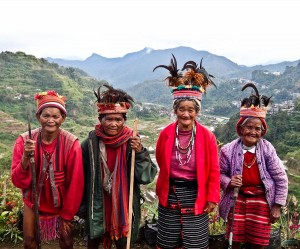 Costumes traditionnels Ifugao
